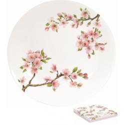 Porcelán desszert tányér 19cm