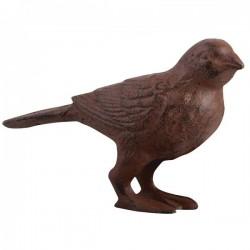 Öntöttvas dekoráció - madár