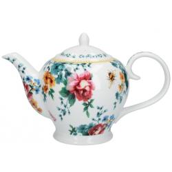Porcelán teáskanna - Bohemian spirit