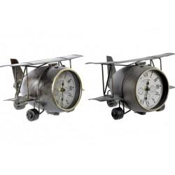 Óra asztali fém repülős