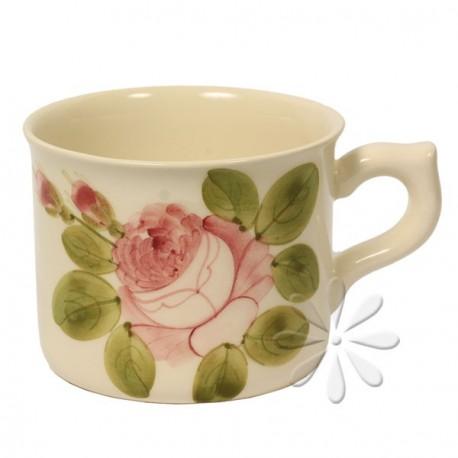 Kerámia kávéscsésze - Vanilia Kerámia/Romantik rózsás
