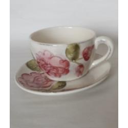 Kerámia teás csésze - Vanilia Kerámia