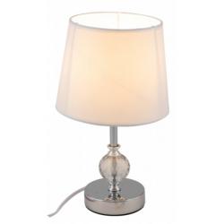 Asztali lámpa fém 30cm