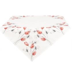 Asztalterítő 85x85cm - Tulipános