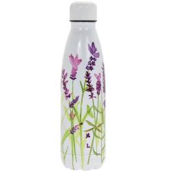 Fém ivópalack levendulás