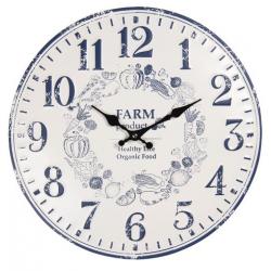 Falióra fém 40cm Farm