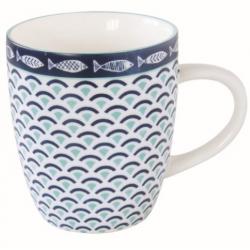 Porcelán bögre 400ml