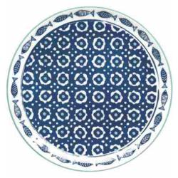 Porcelán desszerttányér 20,5cm