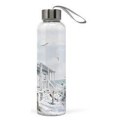 Üvegflaska 550ml tengerparti