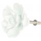 Ajtófogantyú halványzöld rózsa