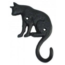 Öntöttvas fogas macskás