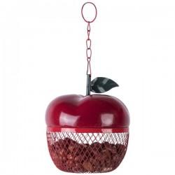 Madáretető alma forma