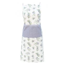 Konyhai kötény  Olive Garden kék