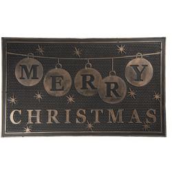 Lábtörlő gumi Merry Christmas