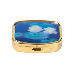 Gyógyszeres fémdoboz  - Monet
