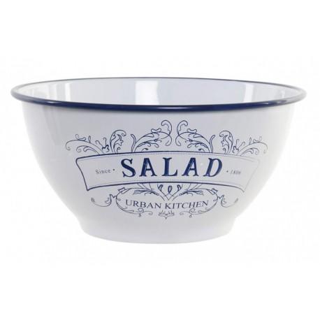 Salátás tál fém 26cm