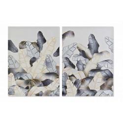 Vászon kép 50x70cm leveles