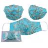 Textil maszk mandulavirágzás