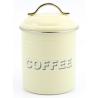 Fém konyhai tároló doboz Coffe