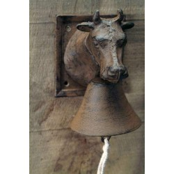 Öntöttvas kolomp szarvasmarha