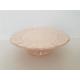 Kerámia tortatál 29cm Romantik antikolt