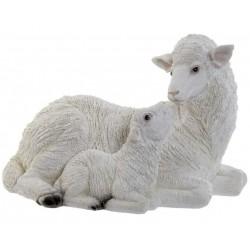 Kerti dekoráció bárányok