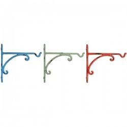 Három akasztó konzol 3 színben