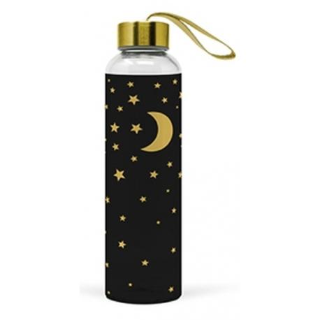 Üveg flaska 550ml, Gold Moon