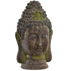 Kerámia figura Buddha fej