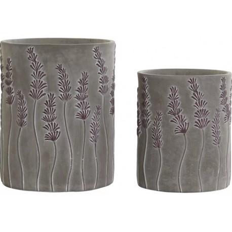Virágtartó váza szett 2db-os
