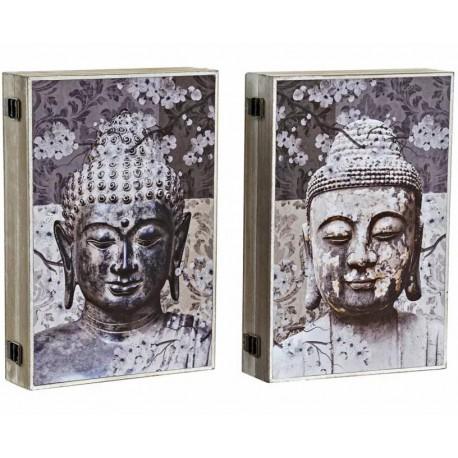 Kulcstartó szekrény Buddha