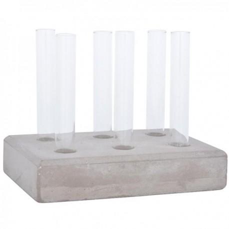 Növény gyökereztető 6 üvegcsés