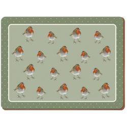 Parafa tányéralátét 4db-os Csibés