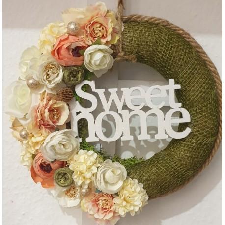 Ajtókopogtató Sweet Home