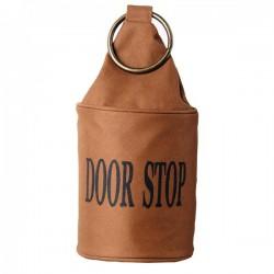 Öntöttvas ajtókitámasztó karikával, DOOR STOP