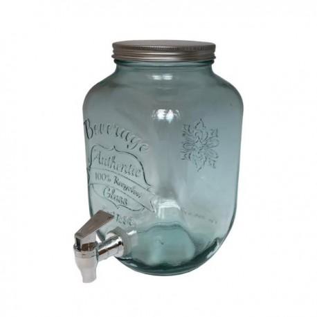 Limonádés csapos üveg 4 literes