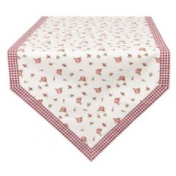 Asztali futó rózsás 50x160cm