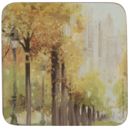 Parafa poháralátét 6db Central Park