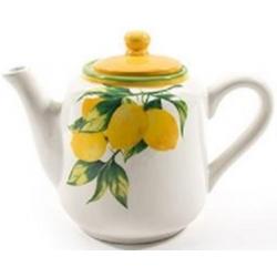 Kerámia teáskanna 850 ml citromos