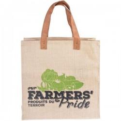 Juta bevásárlótáska Farmer's Pride