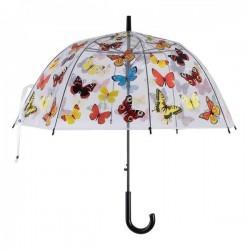 Automata esernyő átlátszó Pillangó mintás