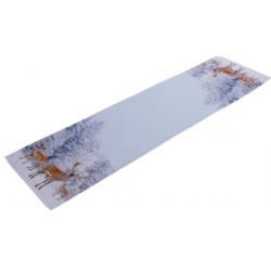 Textil Asztali futó 40x150cm szarvasos
