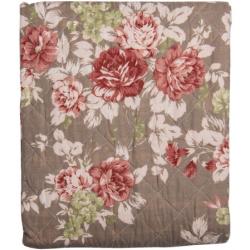 Steppelt ágytakaró virágos 240x260cm