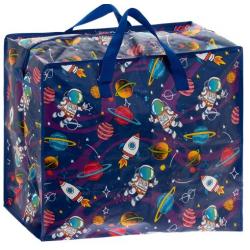 Műanyag tárolózsák Űrhajós