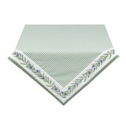 Asztalterítő, pamut 130x180cm -  Olive Garden