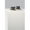 Asztalifutó papír 33x600cm - Elegance white
