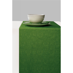 Asztalifutó papír 33x600cm - Elegance dark green