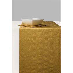Asztalifutó papír 33x600cm - Elegance Gold