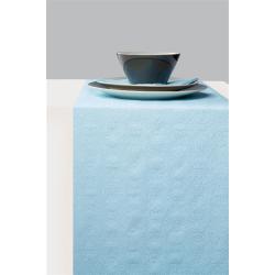 Asztalifutó papír 33x600cm - Elegance Light Blue