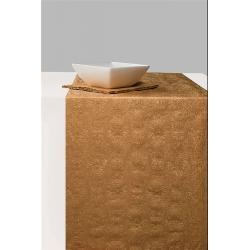 Asztalifutó papír 33x600cm - Elegance Bronz